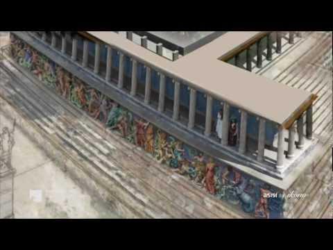 Pergamon - Panorama of the Ancient Metropolis - Trailer 2