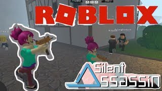 Find the Target and Escape || Silent Assassin in Roblox