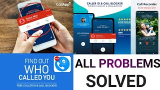 CallApp : Caller ID, Call Blocker & Call Recorder | Call App Contacts All Problems Solved screenshot 1