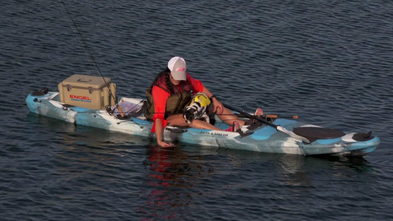 Field and stream eagle talon kayak modifications best for Field and stream fishing kayak