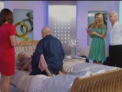 This Morning's sex positions for the over-70s: Viewers stunned thumbnail