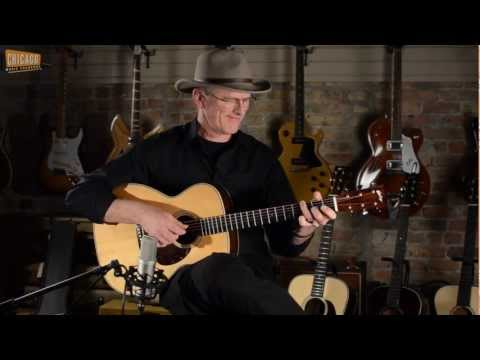 Mark Hanson playing Collings Guitars