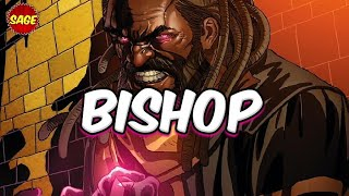 who is marvels bishop? go ahead he can take it