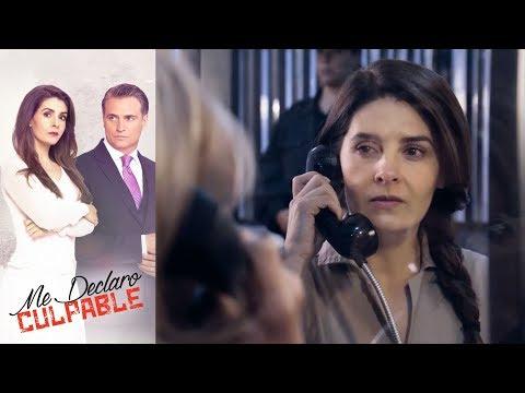 Alba se entera que Roberta es su hermana   Me declaro culpable - Televisa