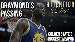 How Draymond's PASSING is the Warriors' Biggest Weapon