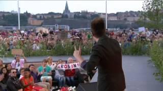 Robin Stjernberg - You (Live @ Allsång på Skansen)