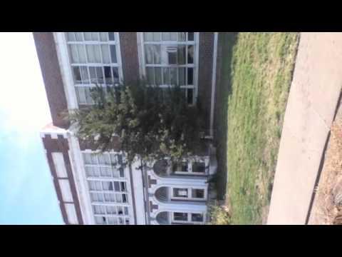 Joplin South Middle School after the Tornado