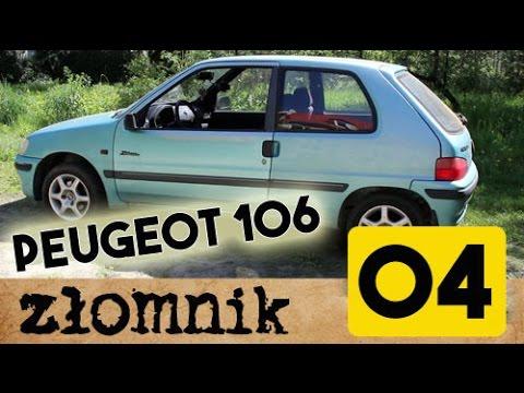 Zbigniew Łomnik o furach do 2,5 kafla – odc. 4 – Peugeot 106