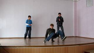Sumy Orphanage Ukraine does HIP HOP