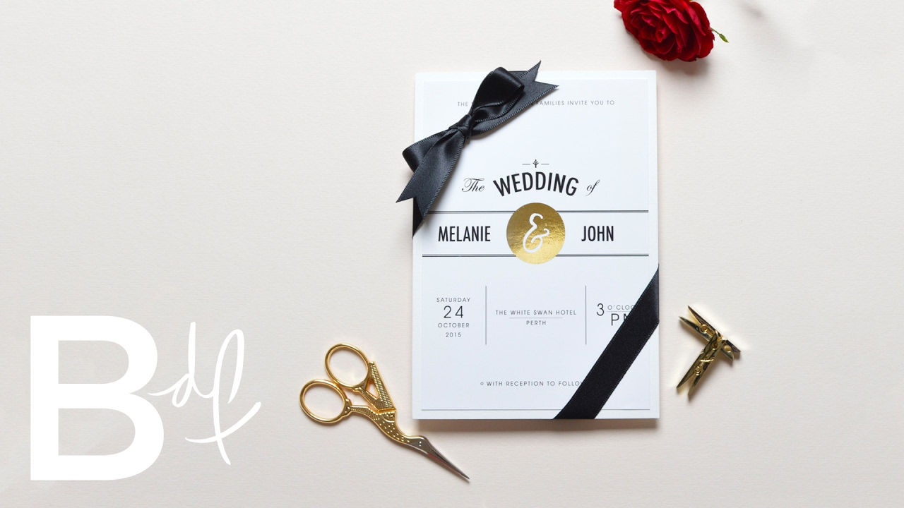 top 5 wedding invitations on etsy youtube