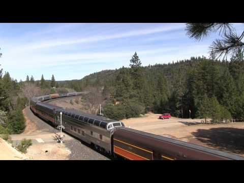 [HD] Reno Fun Train arrives in Emeryville, CA March 2, 2014 from YouTube · Duration:  4 minutes 14 seconds