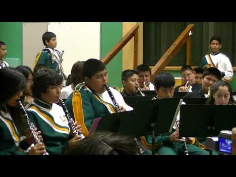 Lawrence Cook Middle School - Plays In The Mood