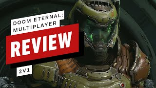 Doom Eternal Multiplayer Review (Video Game Video Review)