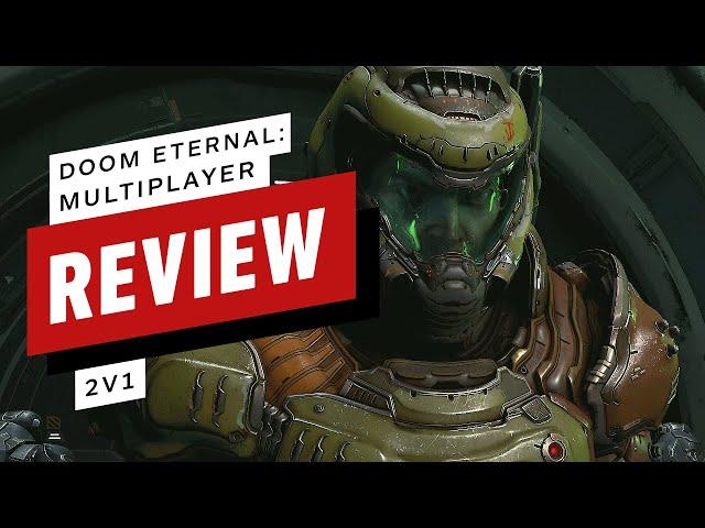 Doom Eternal Multiplayer Review