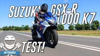 Jastrzębi Mocarz - Suzuki GSX-R 1000 K7 - Ostatni raz na tronie?