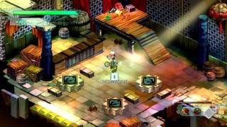 Bastion Gameplay (Part 1) HD 720pi