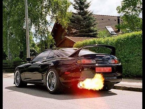 2015 Toyota Supra >> Best Turbo Sound Compilation 2015 - Crazy Anti lag and Back Fire - YouTube