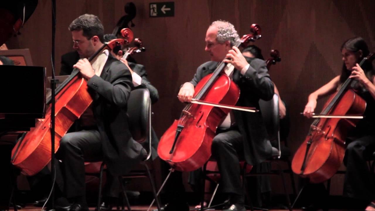 Almeida Prado: Concerto Fribourgeois | Fernando Corvisier - Regente: Lutero Rodrigues
