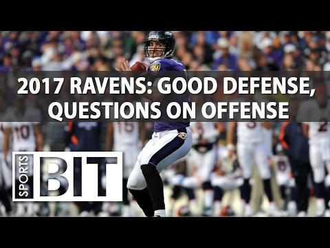 Deep Dive On 2017 Baltimore Ravens | Sports BIT | NFL Picks