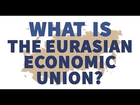 What is the Eurasian Economic Union (EAEU)