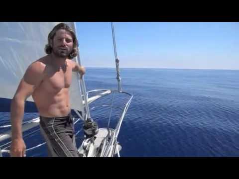 26 Days sailing Maui to New Port California