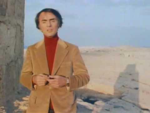 Carl Sagan - Cosmos - Eratosthenes