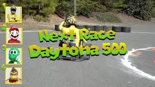 REAL LIFE Mario Kart   Super Rowdy Kart