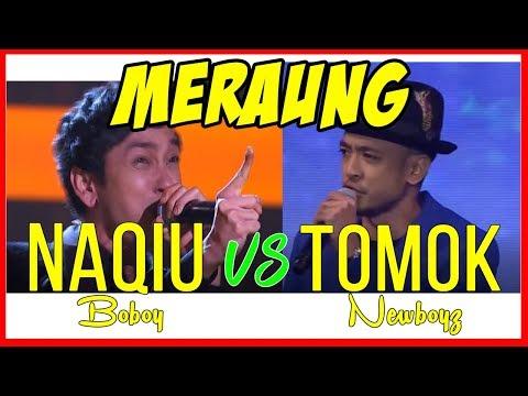 Naqiu - Meraung (Versi Naqiu Boboy Gegar Vaganza 2019 Vs Tomok)