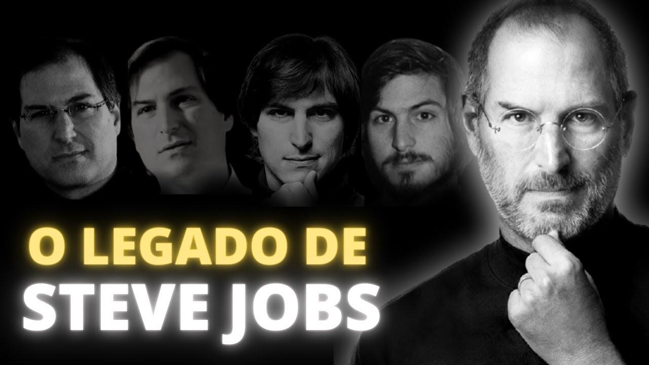 COMO JOBS MUDOU O MUNDO - O LEGADO DE STEVE JOBS - SÉRIE ESPECIAL STEVE JOBS - EPISÓDIO 05