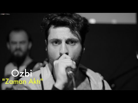 Ozbi - Zaman Aktı // Groovypedia Studio Sessions