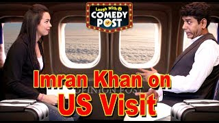 Imran Khan USA Visit |Comedy Post | Opinion Post