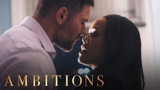 Stephanie and Greg Have a Steamy Encounter | Ambitions | Oprah Winfrey Network