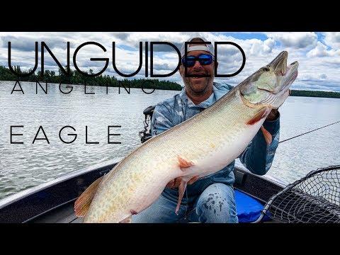 UNGUIDED S2E3: Eagle Lake - North Shore Lodge 2019