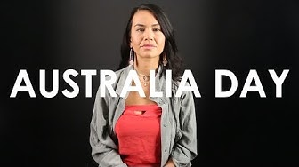 "Aboriginal People Respond To ""Australia Day"""