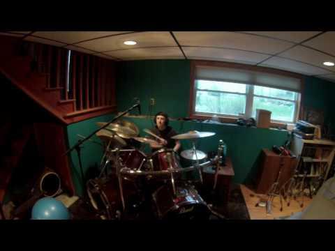 Breaking Benjamin - Blow Me Away Drum Cover