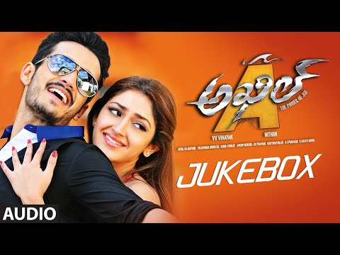 Akhil Jukebox || Akhil Full Songs (Audio)...