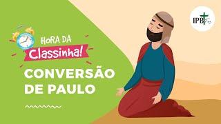 Classinha - Conversão de Paulo