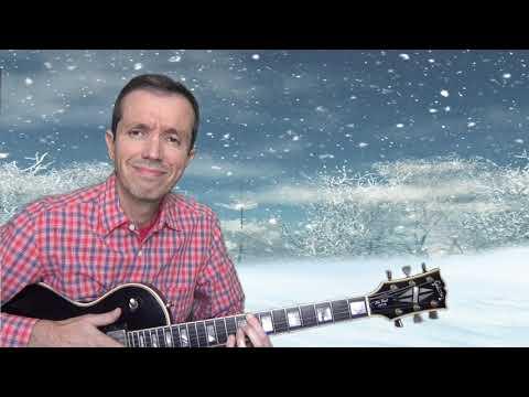 White Christmas (Jazz Fingerstyle)