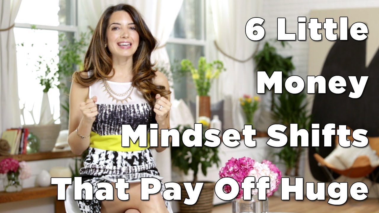 How To Change The Money Mindset That Keeps You Broke