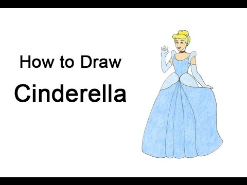 how to draw princess tiana full body