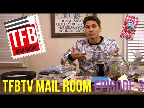 TFBTV Mail Room 3: The Mailbag Runneth Over!