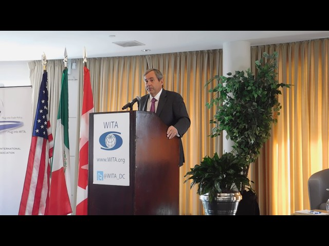 7/20/17 - NAFTA Series Kickoff Event - Remarks by Amb. David MacNaughton