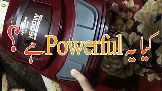 Powerful VACUUM Cleaner | HITACHI VACUUM 1600W Most Powerful