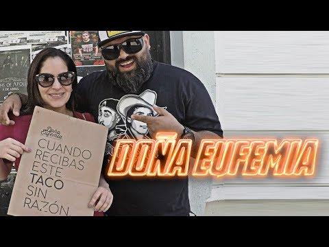 DAVE HUNGRY En Taquería Doña Eufemia