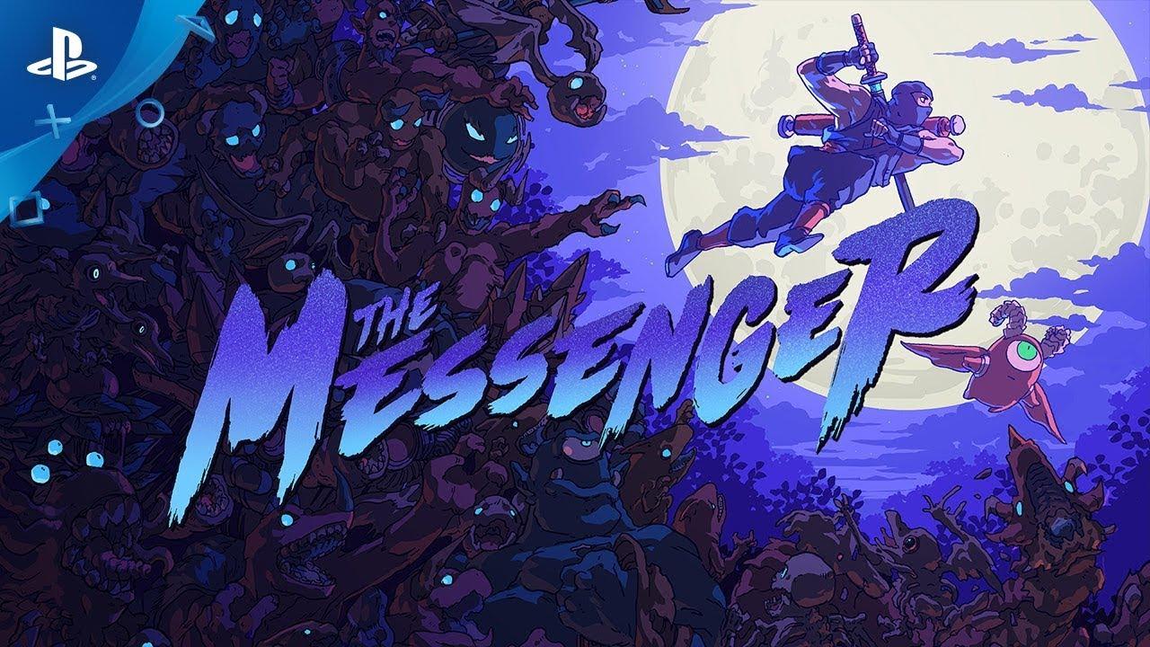 العرض التشويقي لإطلاق لعبة The Messenger