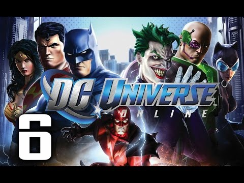 DC Universe Online Let´s Play PS4 en español #6