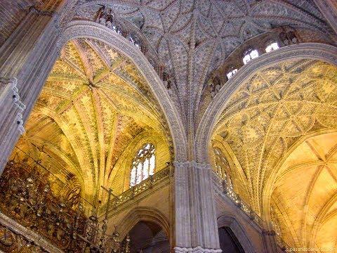 Seville Cathedral - Catedral de Santa María de la Sede - Inside