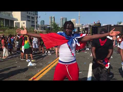 Lakeshore mixup 2 - Caribana Toronto Carnival 2018 - August 4