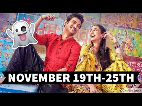 Top 10 Hindi/Indian Songs Of The Week November 19th-25th 2018 | New Hindi/Bollywood Songs 2018