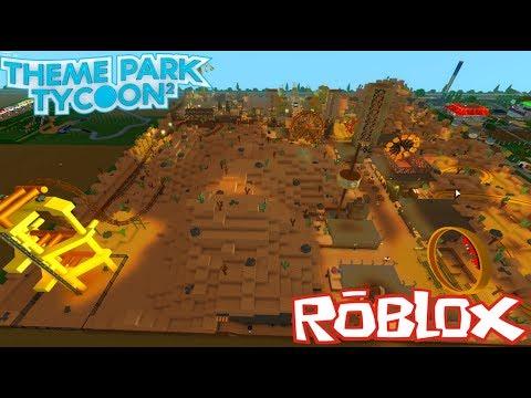 ROBLOX [FR] - Je Visite Vos Parc D'Attractions #2 - THEME PARK TYCOON 2